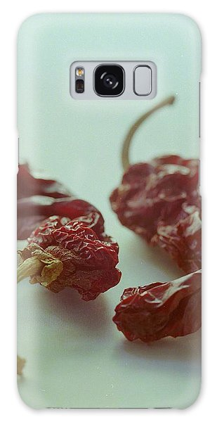 Two Dried Peppers Galaxy Case