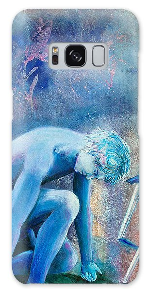 Two Of Swords Galaxy Case