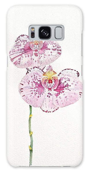 Two Orchids Galaxy Case