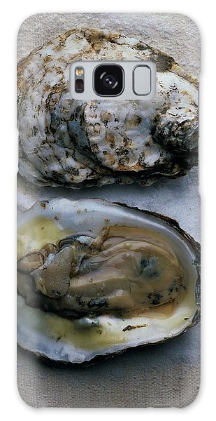 Two Oysters Galaxy Case