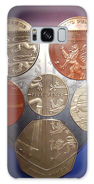 Two Pence Five Pence Ten Pence Galaxy Case
