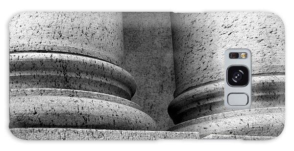 Two Pillars 001 Galaxy Case