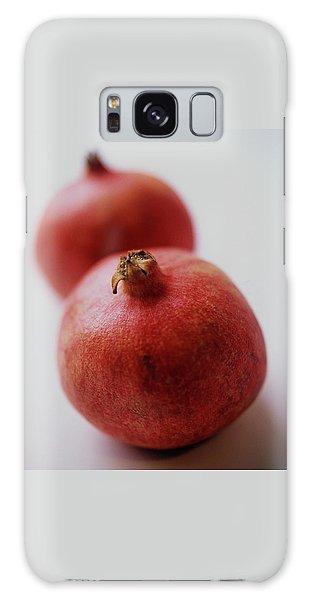 Two Pomegranates Galaxy Case