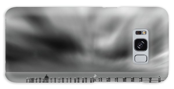Long Exposure Galaxy Case - Two Strangers by George Digalakis