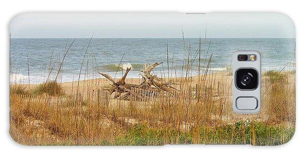 Tybee Island Beach Galaxy Case