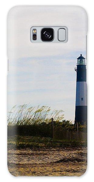 Tybee Island Lighthouse Galaxy Case
