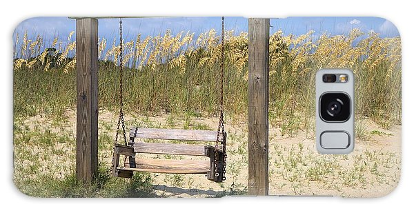 Tybee Island Swing Galaxy Case