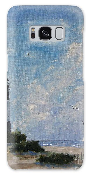 Tybee Light Galaxy Case