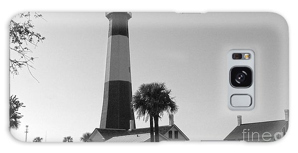 Tybee Lighthouse 1 Galaxy Case by D Wallace