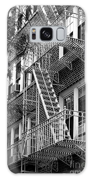 Typical Building Of Brooklyn Heights - Brooklyn - New York City Galaxy Case