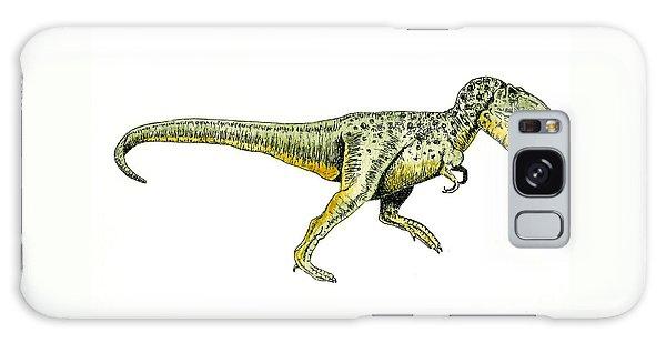 Tyrannosaurus Rex Galaxy Case