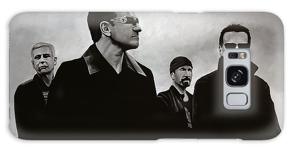 Clayton Galaxy Case - U2 by Paul Meijering
