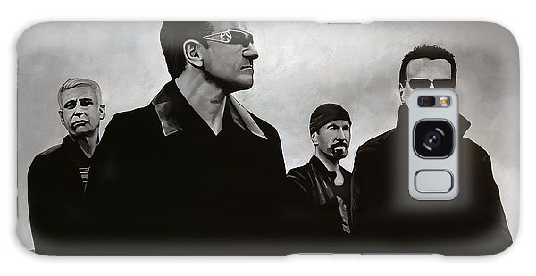 U2 Galaxy Case - U2 by Paul Meijering
