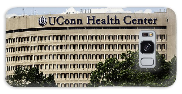 University Of Connecticut Uconn Health Center Galaxy Case