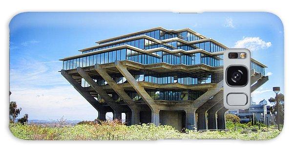 Ucsd Geisel Library Galaxy Case