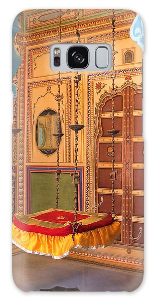 Udaipur Palace Swing Galaxy Case