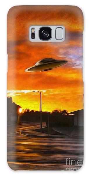 UFO Galaxy Case