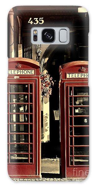Uk Phone Box Galaxy Case