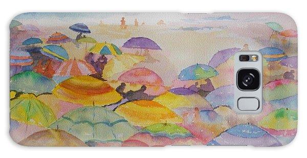 Umbrella Abstract Galaxy Case