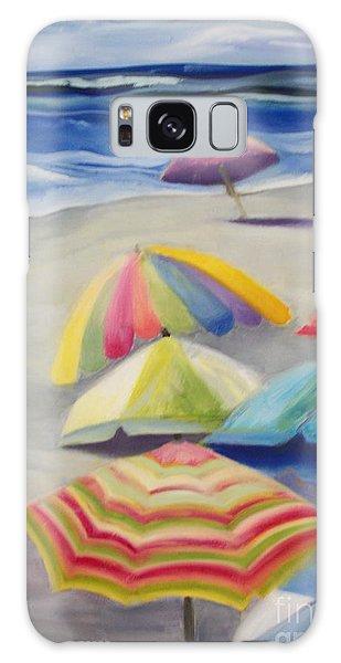 Umbrella Day Galaxy Case