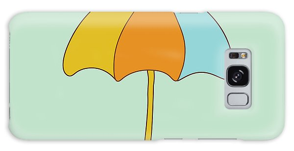 Drop Galaxy Case - Umbrella by Paduk