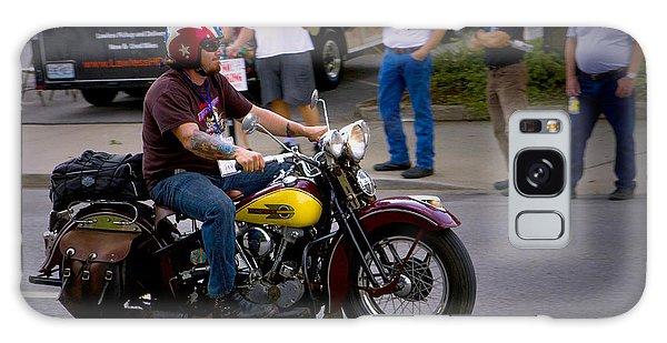 Un-named Crosscountry Harley Galaxy Case by Jeff Kurtz