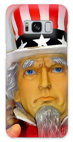 Uncle Sam Wants You Galaxy Case
