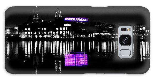 Under Amour At Night - Vibrant Color Splash Galaxy Case