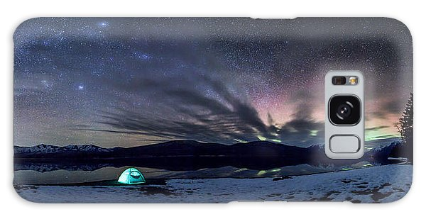 Under Big Skies Galaxy Case