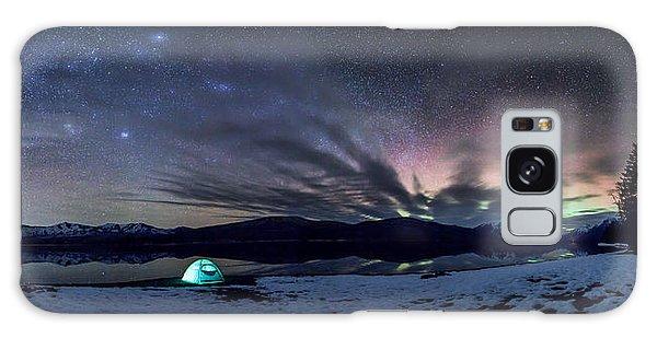 Under Big Skies Galaxy Case