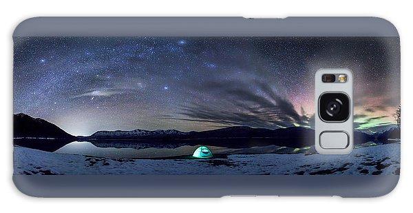 Under Big Skies Galaxy Case by Aaron Aldrich