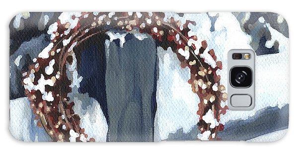 Under Snow Galaxy Case by Natasha Denger