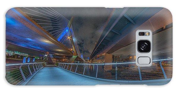 Under The Bridge Downtown Galaxy Case