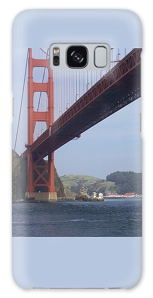 Under The Golden Gate Galaxy Case