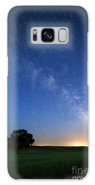 Under The Milkyway Galaxy Case by Beve Brown-Clark Photography