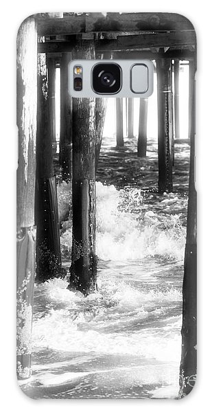 Under The Santa Monica Pier Galaxy Case