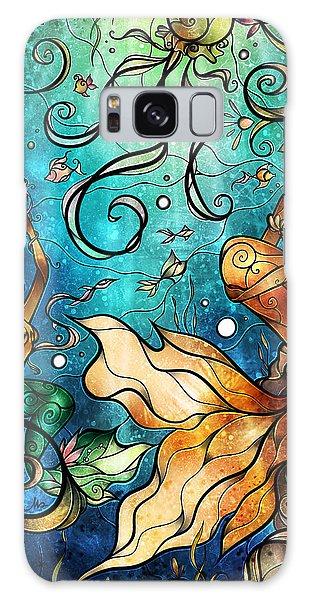 Under The Sea Galaxy Case