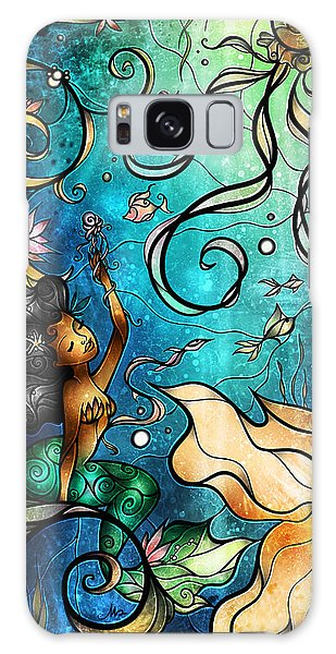 Under The Sea Galaxy Case