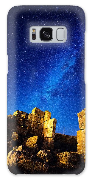 Under The Stars Galaxy Case