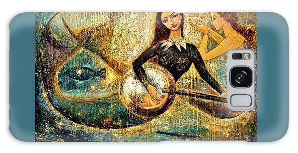 Undersea Galaxy Case by Shijun Munns
