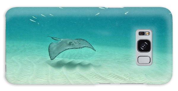 Underwater Flight Galaxy Case