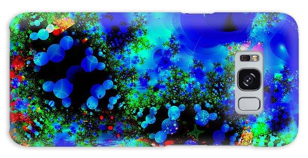 Underwater Galaxy Case by Hai Pham