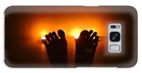 Unfreeze Your Feet Galaxy Case