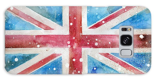 Union Jack Galaxy Case