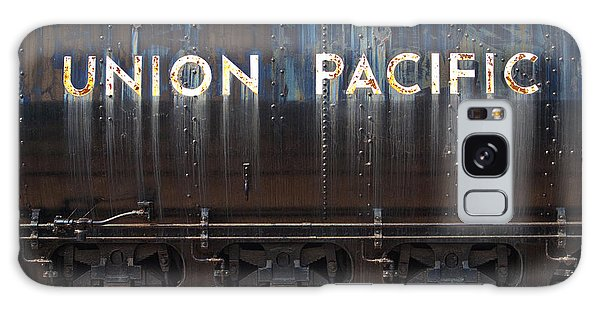 Impression Galaxy Case - Union Pacific - Big Boy Tender by Paul W Faust -  Impressions of Light
