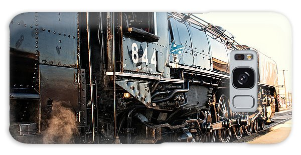 Union Pacific Engine #844 Galaxy Case by Vinnie Oakes