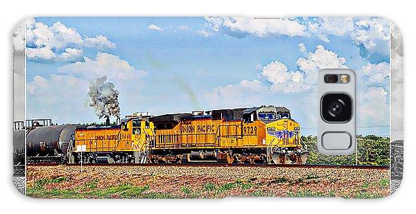Union Pacific Railroad 2 Galaxy Case