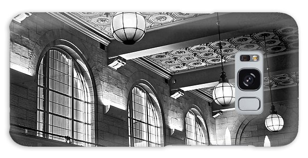 Union Station Balcony - New Haven Galaxy Case