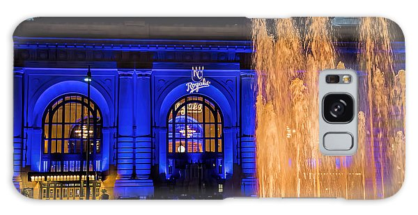 Union Station Celebrates The Royals Galaxy Case