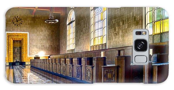 Union Station Interior- Los Angeles 2 Galaxy Case